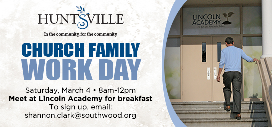 To sign up, please email shannon.clark@southwood.org!