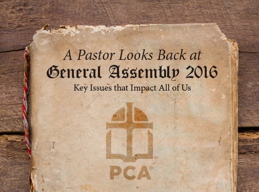 General Assembly 2016