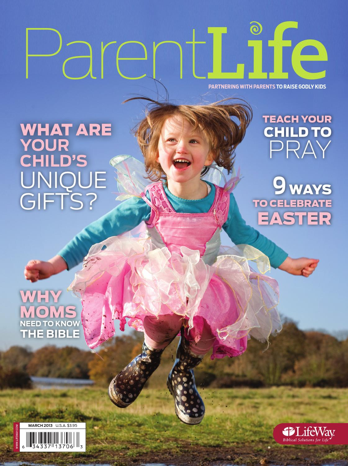 Family Ministry Moment: Parent Life Magazine