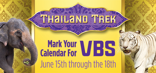 Come have fun with us this summer at VBS!