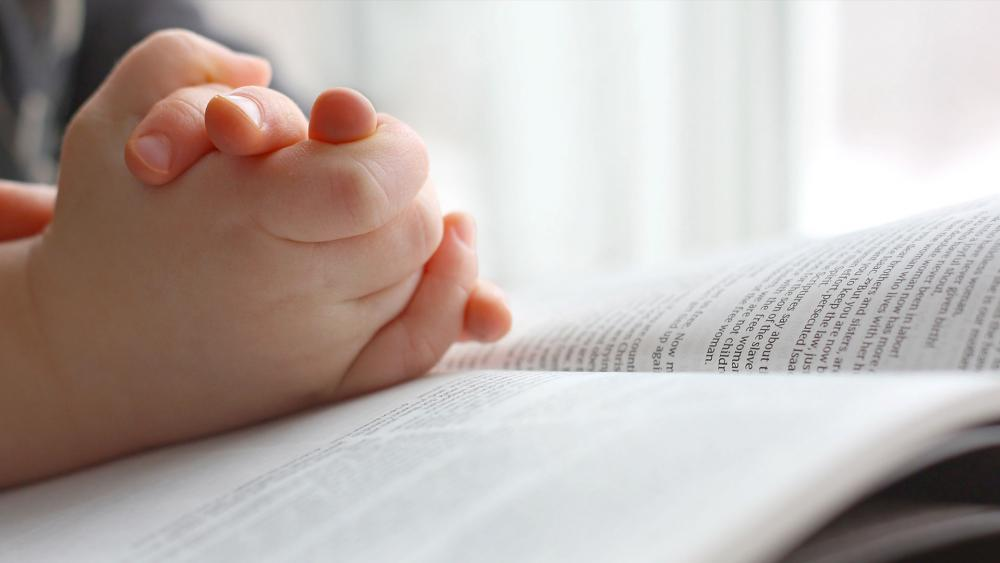 Teaching Children to Pray Without Ceasing