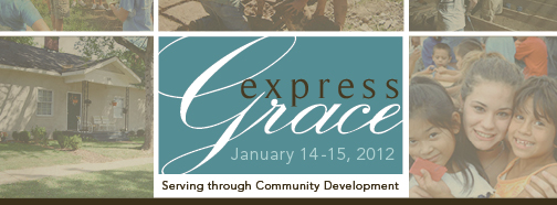 Express Grace: Serving through community development