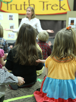 Glimpses of Worship Among our Children