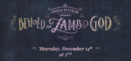 Behold the Lamb of God tickets on sale now!