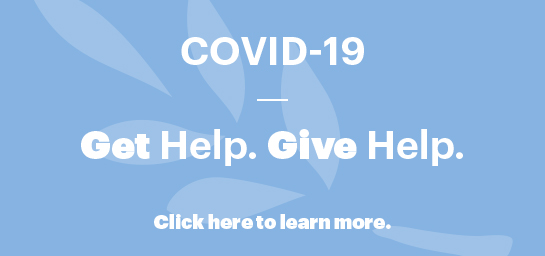COVID-19: Get Help. Give Help.
