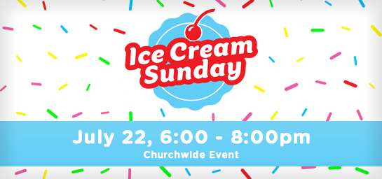 Ice Cream Sunday 2018