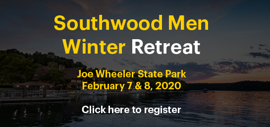 Southwood Men Winter Retreat