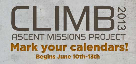 CLIMB begins June 10th