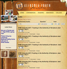 RYM 2011: Sufficiency of Scripture