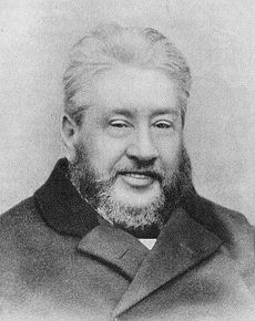 Encouragement from Spurgeon…