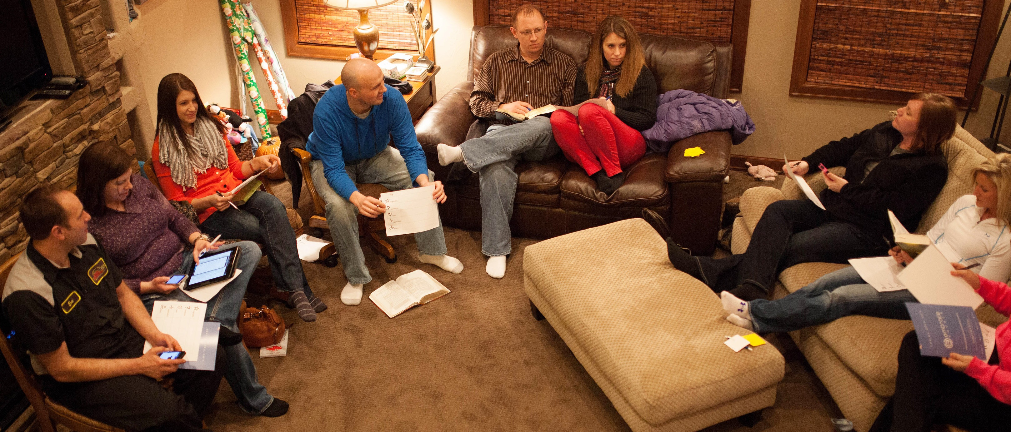 Small Groups: Deep Gospel Community